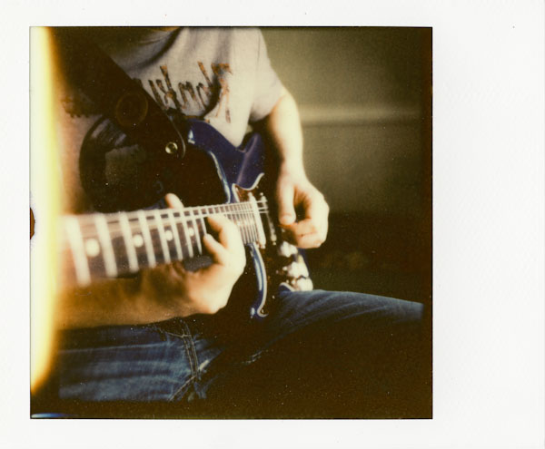 - Mamiya RB67 + 90mm f/3.8 - Impossible Project PX-70 COOL -
