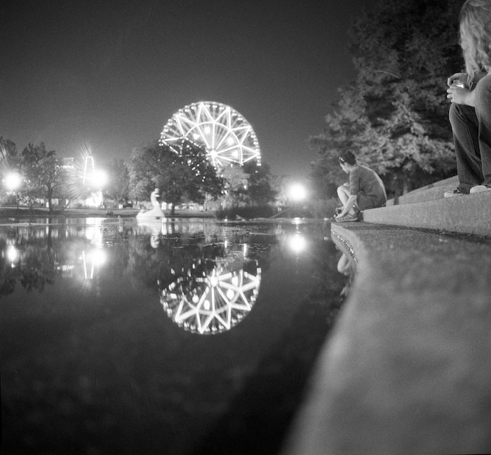 State Fair of Texas - Mamiya C330 - 55mm f/4.5 - Delta 3200