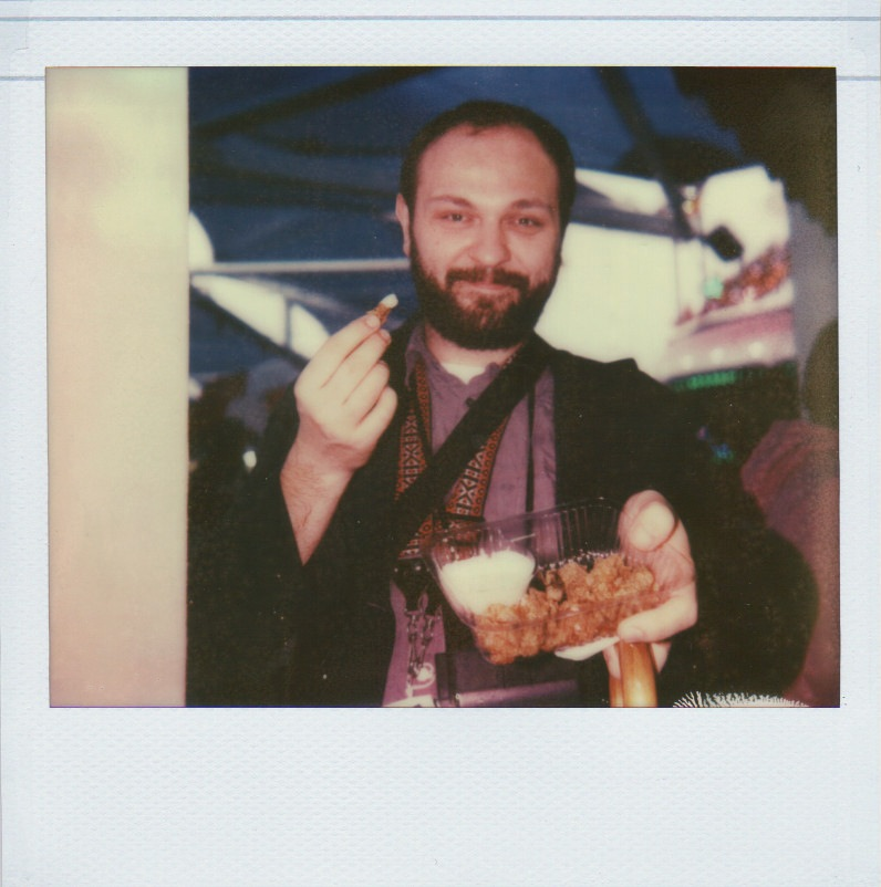 Photo: Synthia Goode - Polaroid Spectra SE - Impossible Project PZ680 Old Gen