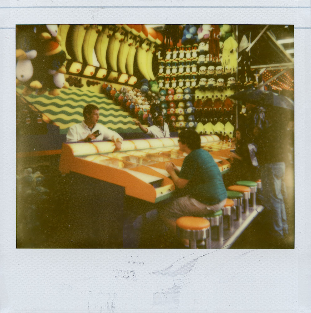 Photo: Synthia Goode - Polaroid Spectra SE - Impossible Project PZ680 Old Generation Film